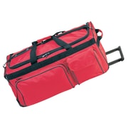 Netpack In-Line Skate 40'' 2 Wheeled Travel Duffel; Red
