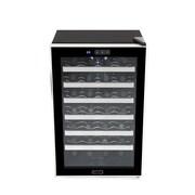 Whynter 28 Bottle Single Zone Freestanding Wine Refrigerator