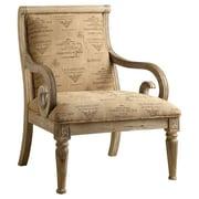 Hokku Designs Primitive Arm Chair