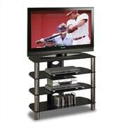 Wildon Home   TV Stand; Black