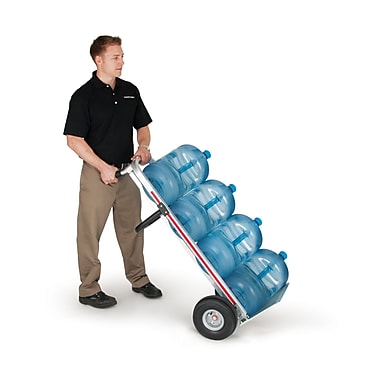 Magliner 500 lb. Capacity Trayless Bottled Water Convertible Hand Truck / Platform Dolly