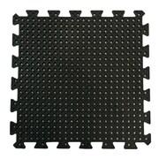 Rubber-Cal, Inc. ''Eco-Drain'' Interlocking Rubber Tile Mat (Set of 12)