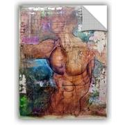 ArtWall 'Birthright V' by Greg Simanson Graphic Art; 32'' H x 24'' W x 0.1'' D