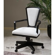 Uttermost Exavier Modern Desk Chair