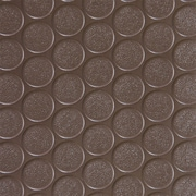 Rubber-Cal, Inc. ''Coin-Grip'' Anti-Slip Rolled Rubber Mat
