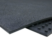 Rubber-Cal, Inc. Tuff-Flex Heavy-Duty Floor Protective Rubber Mat