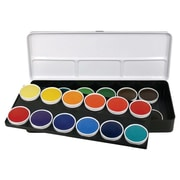 Finetec Transparent Watercolor Paint (Set of 24)