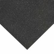 Rubber-Cal, Inc. ''Shark Tooth'' 72'' Heavy-Duty Matting Rubber Mat