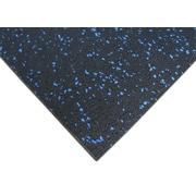 Rubber-Cal, Inc. ''Elephant Bark'' 78'' Recycled Rubber Flooring Mat