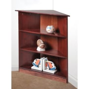 Gift Mark 36'' Corner Unit; Cherry