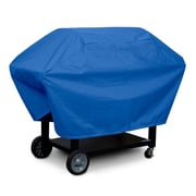 KoverRoos Weathermax  2-Shelf Barbecue Cover; Pacific Blue