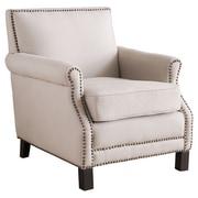 Safavieh Evan Chair; Beige