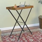 Carolina Cottage Megan Wine Tray Server