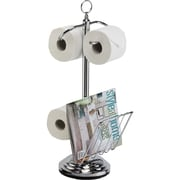 Better Living Products The Toilet Caddy Free Standing Toilet Paper Holder