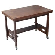 Oasis Concepts Dining Table; Walnut