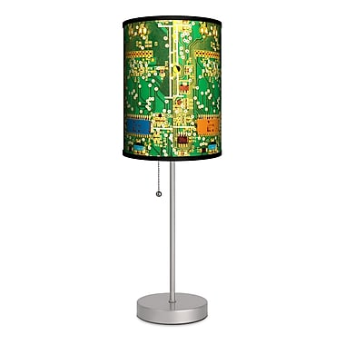 Lamp-In-A-Box Circuit Board 20'' Table Lamp