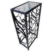Pangaea 18 Bottle Free Standing Outdoor Wine Rack