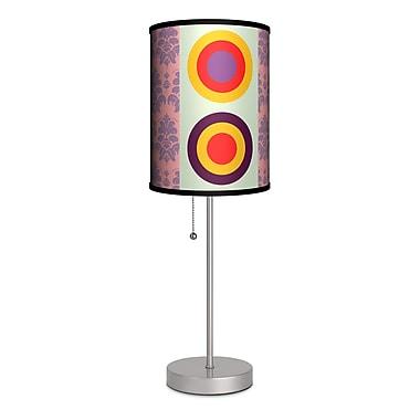 Lamp-In-A-Box Artist Ruben Esparza ''Barroco Moderno'' 20'' Table Lamp