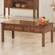 Winners Only, Inc. Zahara Coffee Table; Medium Oak