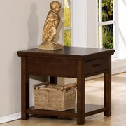 Winners Only, Inc. Willow Creek End Table