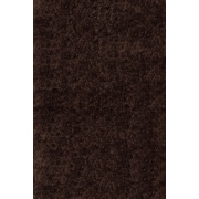 Momeni Luster Shag Hand-Tufted Brown Area Rug; 5' x 7'