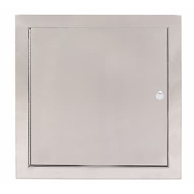 Bradley Corporation Specimen Pass-Thru 13.38'' x 12.63'' Surface Mount Medicine Cabinet