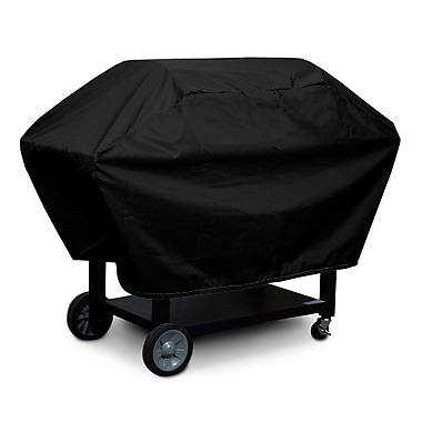 KoverRoos Weathermax Supersize Barbecue Cover; Black