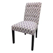 Sole Designs Side Chair (Set of 2); Purple