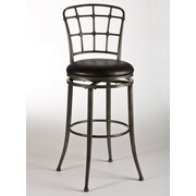 Hillsdale Claymont 26'' Swivel Bar Stool