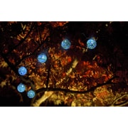 Allsop Home And Garden Aurora Glow Solar 6 Light String