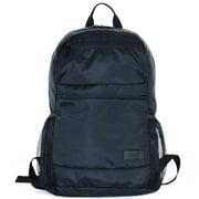 Netpack Ballistic Nylon Packable Travel Backpack; Black