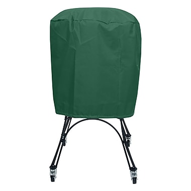 KoverRoos Weathermax X-Large Smoker Cover; Forest Green