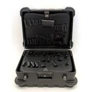 Platt Military Type Super-Size Tool Case; Black