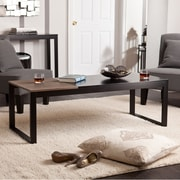 Holly & Martin Lydia Coffee Table; Black