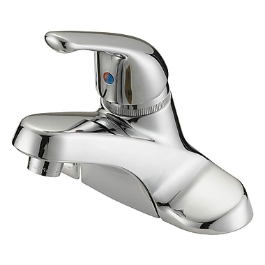 LessCare Single Handle Centerset Bathroom Faucet