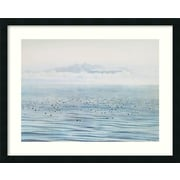 Amanti Art 'Migrating Ducks' by Jeane Duffey Framed Painting Prints