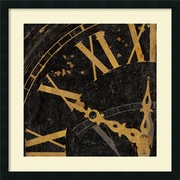Amanti Art 'Roman Numerals II' by Russell Brennan Framed Graphic Art