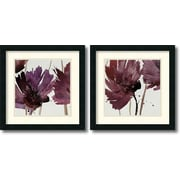 Amanti Art 'Room for More' by Natasha Barnes 2 Piece Framed Painting Print Set