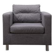 Gold Sparrow Detroit Arm Chair; Ash