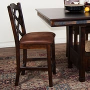 Sunny Designs Santa Fe 24'' Bar Stool with Cushion
