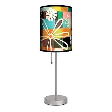 Lamp-In-A-Box Artist Sarajo Frieden ''Experimental'' 20'' Table Lamp