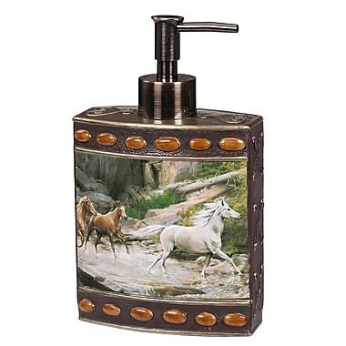 Creative Bath Horse Canyon Lotion Dispenser