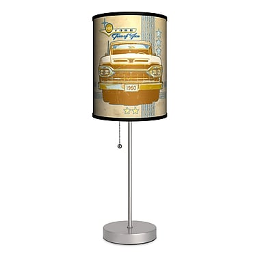 Lamp-In-A-Box Ford F100 Tons of Fun 20'' Table Lamp