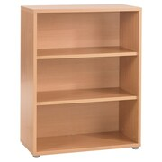 Tvilum Pierce 44.25'' Office Bookcase; Beech