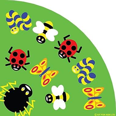 Kalokids Back to Nature Bug Kids Rug