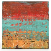 Artefx Decor Circle Play by Cor Studio Painting Print on Canvas