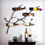 Wildon Home   Kerrigan 6 Bottle Wall Mounted Wine Rack