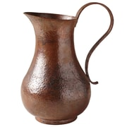 Native Trails Los Olivos Pitcher; Tempered Copper