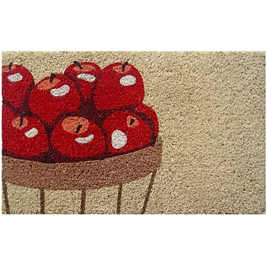 Entryways Apples Doormat