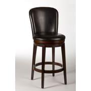 Hillsdale Victoria 26'' Swivel Bar Stool with Cushion